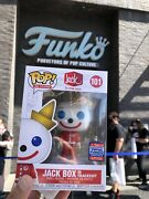 Funko Pop Jack In The Box Track Suit Hollywood Exclusive Funkon 2021