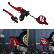 Motorcycle Pair Stunt Clutch Lever Easy Pull Cable System For Yamaha Kawasaki