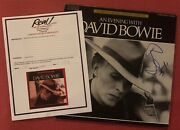 Epperson David Bowie Signed An Evening With Autographed 78' Promotional Album