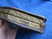 Antique Women Accessories Leather W Bronze Old Wallet Bag Coin Purses