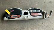 1999 Bayliner Capri 1850 Ls Boat Dash Board Panel With Switches And Ignition
