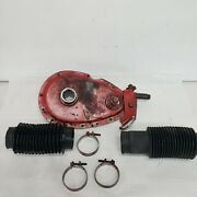 Snapper Transmission 1 Pedal Rear Engine Riding Mower Chain Case See Description