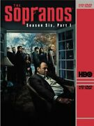 The Sopranos - Season 6, Part 1 [hd Dvd] Requires Hd Player New