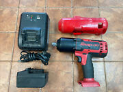 Snap-on 1/2 18v Cordless Impact Mode-ct8850 Comes With Charger And Battery