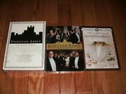 Brand New. Downton Abbey The Complete Series On Dvd. Seasons 1-6 + The Movie