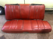 1968 1969 1970 Dodge Charger Coronet Plymouth Roadrunner Gtx Rear Seat