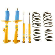 Bilstein B12 1997 For Bmw Z3 2.8i Front And Rear Suspension Kit Complete Kit