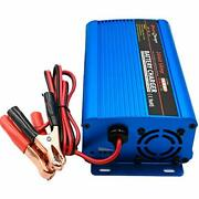 24v Battery Charger 5a Trickle Charger Battery Maintainer With Alligator Clips 4