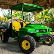 Hard Top Canopy For John Deere Th 6x4 Gator [made In The Usa]