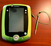 Leapfrog Leappad 2 Explorer Learning System Green Edition, Very Good, 2-10 Yrs