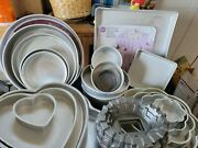 1000and039s Of Items Cake Pans Molds Sugarveil Cake Stands Silver Cricut Machine