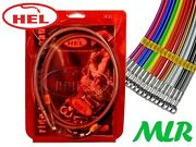 Hel Performance Ariel Atom 2 Stainless Steel Braided Brake And Clutch Lines Hose