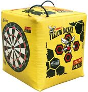 Morrell Yellow Jacket Yj-450 Plus Archery Target | Stops All Crossbows | 4 Sides