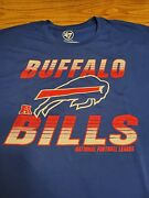 Buffalo Bills Shirt - And03947 Brand 2 Point Conversion - Xxl - New With Tags