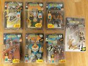 Spawn Series 1 Mcfarlane Toys Complete Lot Meat Head Clown Medieval + Exclusive