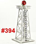 Lionel Pw 394 Rotary Beacon Aluminum Tower Bulb-type /295/ 1949-53