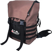 Spare Tire Trash And Gear Bag W/seat Organizer - Great Off-road Accessory For