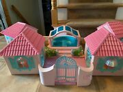 Vintage My Little Pony Paradise Estate Includes Furniture, Used