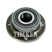 Wheel Bearing And Hub Assembly Front Timken 513111