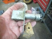 1941 Lincoln Continental High Beam Switch