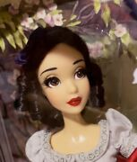 Disney Snow White Collectorandrsquos Doll Limited Edition D23 2017 New Nrfb