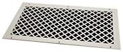 Steelcrest Btu24x12rwhh Bronze Series Designer Wall/ceiling Vent Cover, With