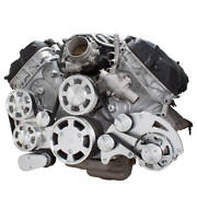 Ford Coyote 5.0 Serpentine System Power Steering And Alternator