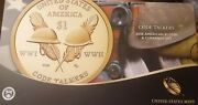 2016 Pl Sacagawea 1 Coin And Currency Set Native American Code Talker Radar Note