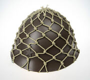 Set Wwii Ww2 Imperial Japanese Army T90 Helmet With Cover Camouflage Net