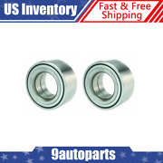 Timken 513130 Wheel Bearings Rear Lh And Rh Pair Set For Crossfire Mercedes Benz