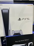 Sony Playstation 5 Console Disc Version Ps5 Brand New Ships Now 🚚💨
