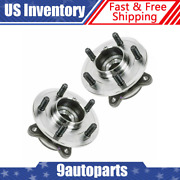 Timken Front Wheel Hub And Bearing Pair For Land Rover Lr3 Range Rover Sport