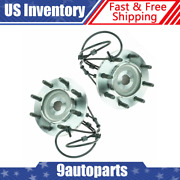 Timken Ha590203 Front Wheel Hub And Bearing Lh And Rh Pair Set For Ram 2500 3500 4wd