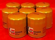 Case Of 6 Engine Oil Filters Fram Pro Synthetic Fps3593a For Subaru, Kia,hyundai