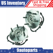 Timken Sp550212 Front Wheel Hub And Bearing Lh And Rh Pair Set For Ford F150 4wd