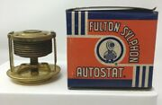 Fulton Sylphon Autostat 30-f Thermostat Classic Car And Truck Part Nos 30's-60's