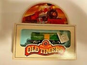 1860 Old Timers Bachmann N Scale 5561 Central Pacific Box Toy Train Car