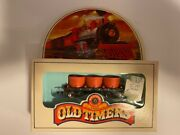 1860 Old Timers Bachmann N Scale Union Pacific Water Tank N Scale Toy Train Car