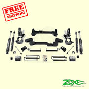 6 Front And Rear Suspension Lift Kit For Chevy 2500 Pickup 2wd 2001-2010 Zone