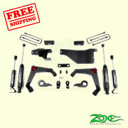 3 F And R Adventure Series Uca Lift Kit For Chevy Avalanche 2500 4wd 01-06 Zone