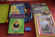 Leap Frog Leap Pad Learning System W/ 3 Sets Of Books W/cartridge, 2 Sets New