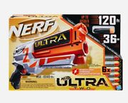 💥nerf Ultra Two Motorized Blaster, Includes 6 Official Nerf Ultra Darts 8+, New