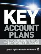 Key Account Plans By Lynette Ryals 9781138134119 | Brand New | Free Us Shipping