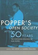 Popperand039s Open Society After Fifty Years By Ian Jarvie 9780415290678 | Brand New