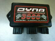 Cdi Dyna Ignitor Adjustable Vn1500 Classic Vn1500-e 02 97-07 Carb Oo7