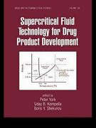 Drugs And The Pharmaceutical Sciences Ser. Supercritical Fluid Technology...
