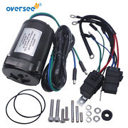 Oversee 2 Wire Tilt Trim Motor 99186t For Mercury Outboard 4 Stroke 45-60-90hp