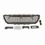 Raptor Style Grille For1999-2003 Ford F150 Bumper Grill With Lights Letters