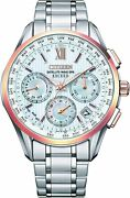 Citizen Exceed Cc4034-57a Solar Radio Menand039s Watch Gps Sapphire Glass New In Box