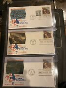 Bicentennial - Battle Of Bunker Hill Stamp Collection - First Day Issue